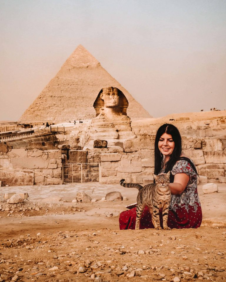 Tour to Cairo from El Gouna