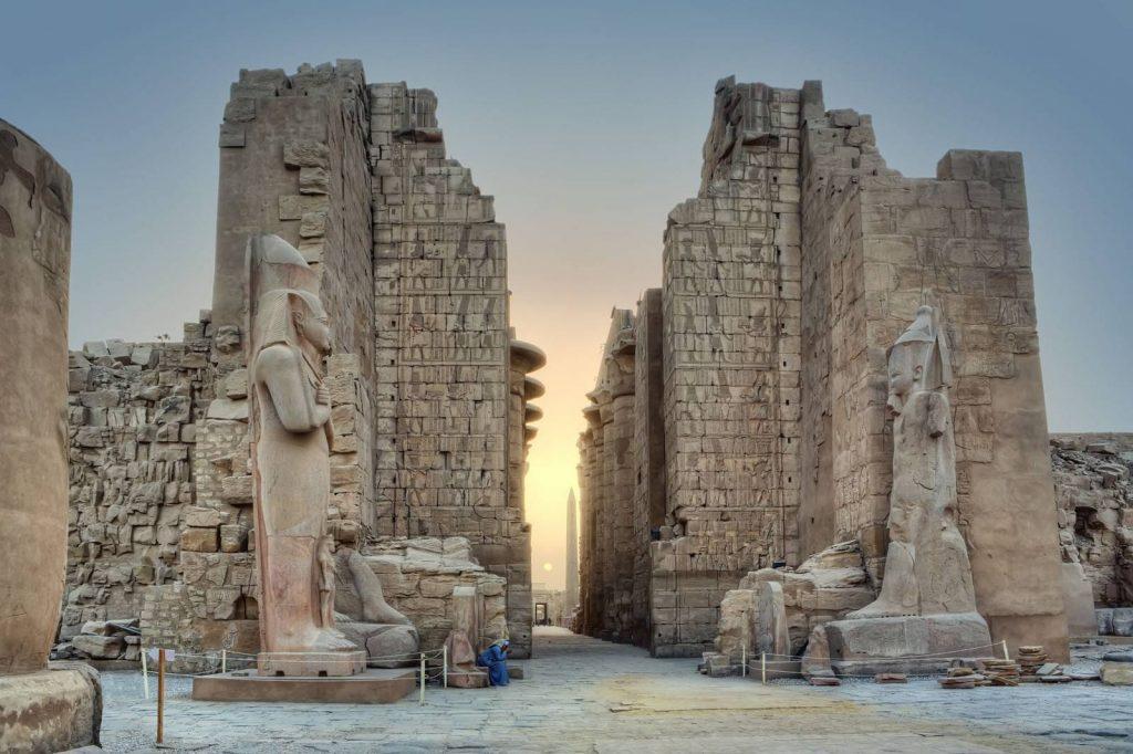Temple Complex of Karnak-
