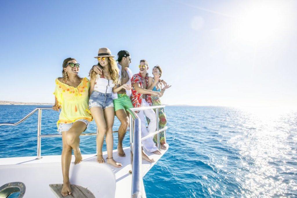 Giftun Island Trip From EL Gouna
