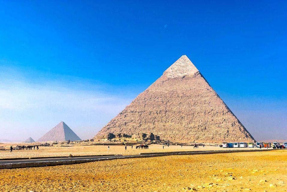 Cairo Tour from Hurghada