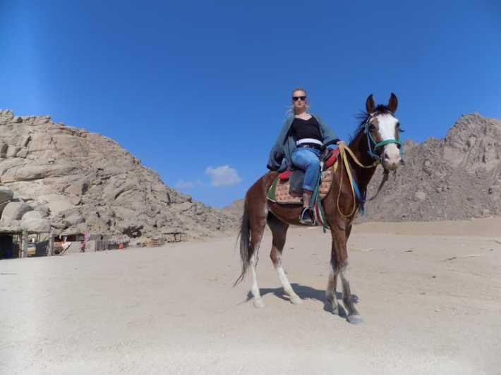Explore the Area on Horseback