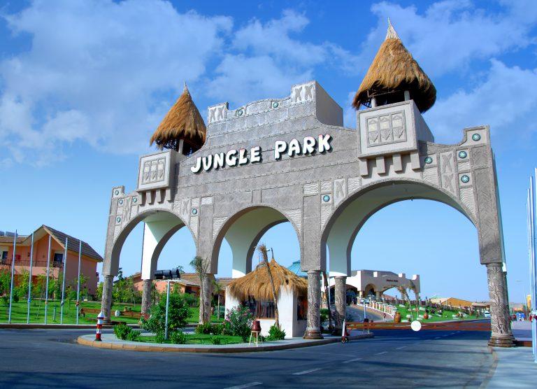 Billets pour le Jungle Aqua Park, transfert et déjeuner