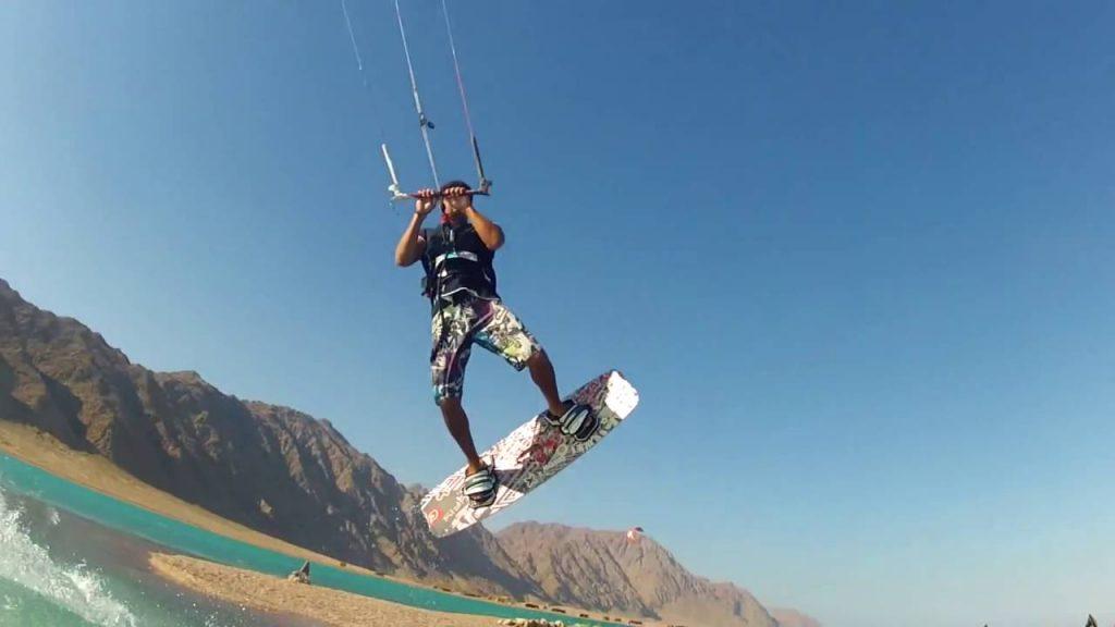 kite serf