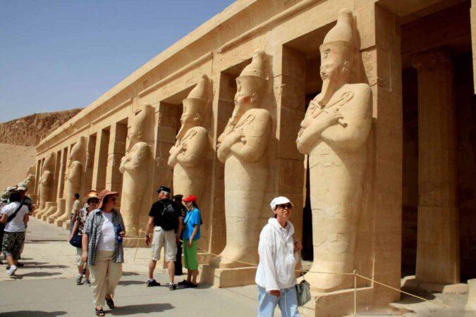 Luxor Hatshepsut temple