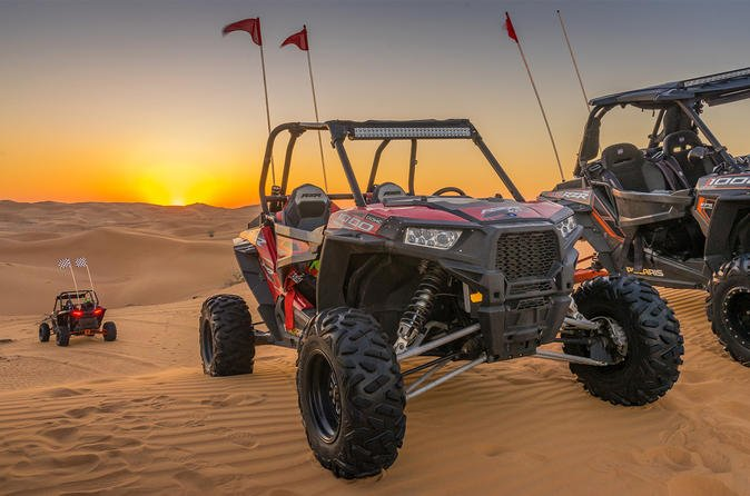 Hurghada: Buggy Safari with Bedouin Village and BBQ Dinner