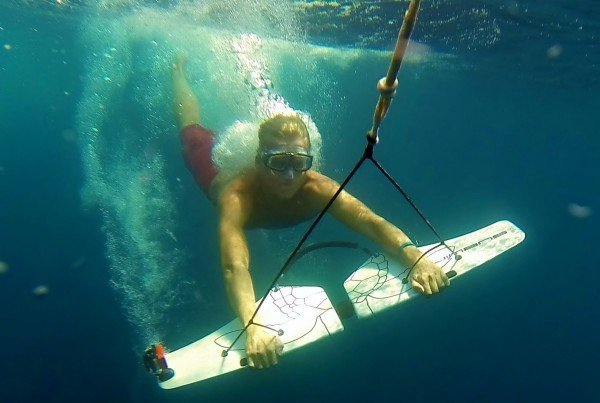 Hurghada: Sub-Wing Snorkeling Activity with hotel Pick up