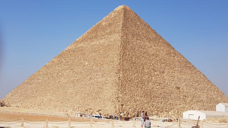 Cairo Great Pyramid