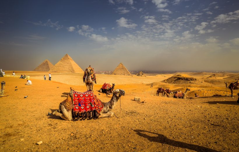 Soma Bay: Day Trip To Cairo and Giza Highlight by Bus