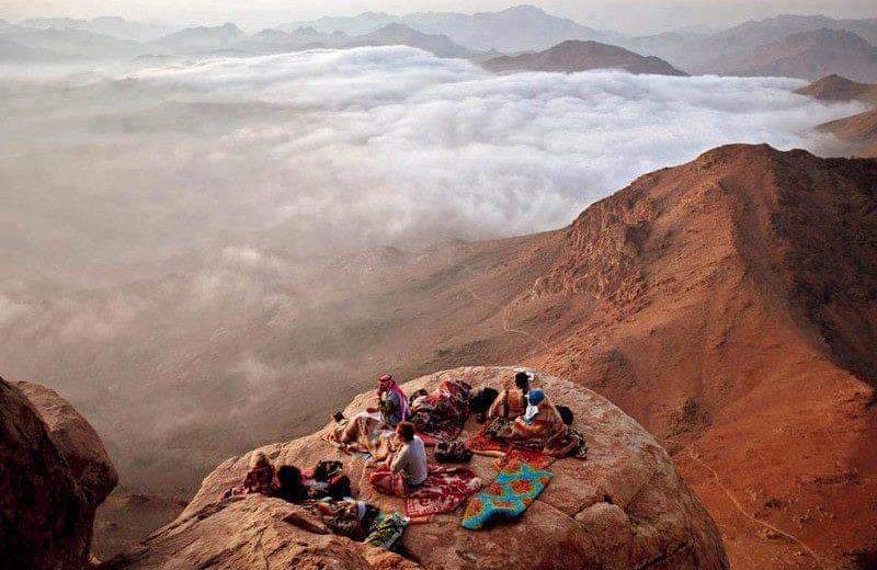 Hurghada: St Catherine Monastery & Moses Mountain Hike