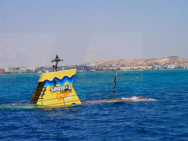 Sindbad submarine Hurghada