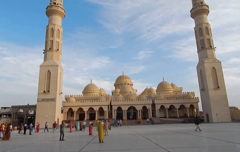 Hurghada: 3-Hour City Tour with Shopping Stops