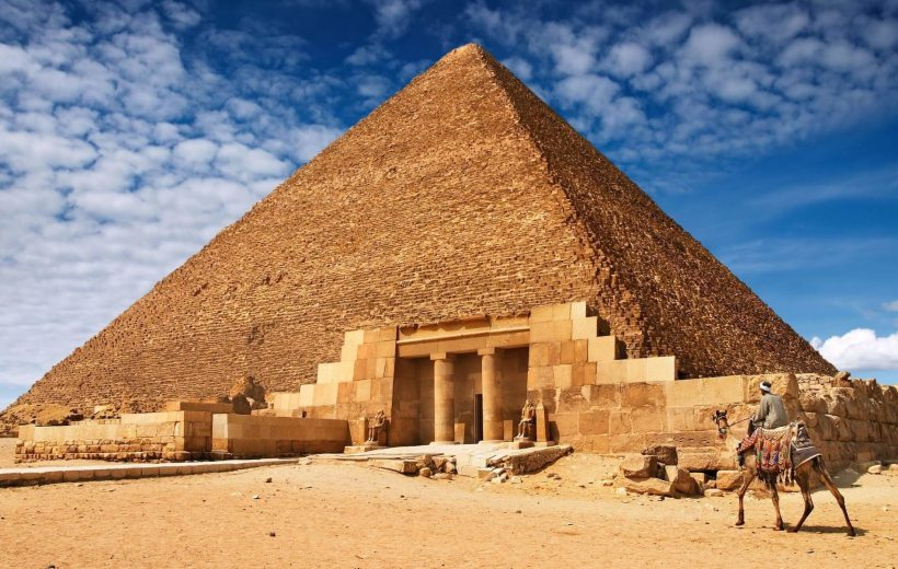 Hurghada: Day Trip To Cairo and Giza Highlight by Bus