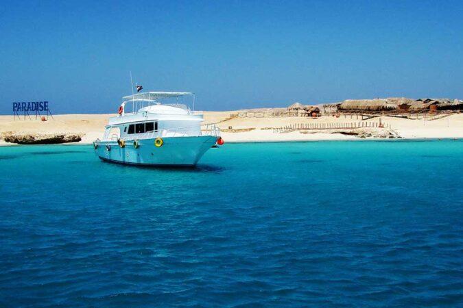 Hurghada: Giftun Island