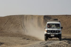 Hurghada: Desert Star-Watching Adventure by Jeep
