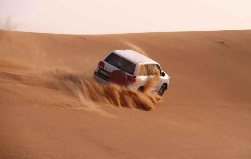 Hurghada: Private Jeep Safari Tour