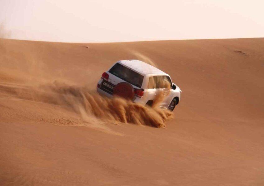 Private Jeep Safari Tour