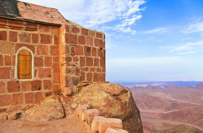 From Cairo: Mount Sinai and Catherine Monastery Day Trip