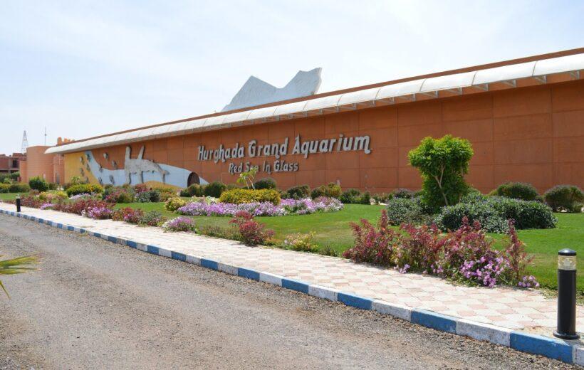 Hurghada: Grand Aquarium Entry Tickets and Transfer