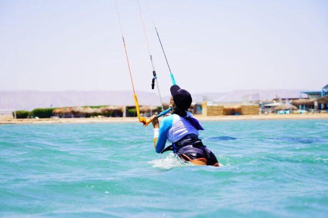 Kitesurfing El Gouna