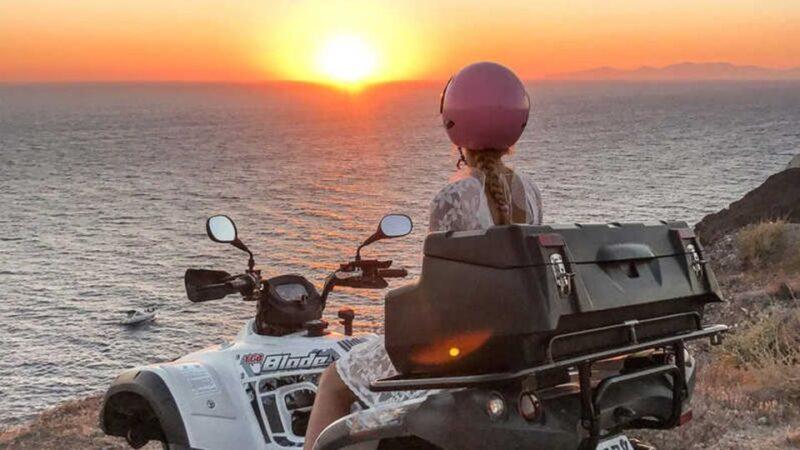 Sunrise Quad Bike
