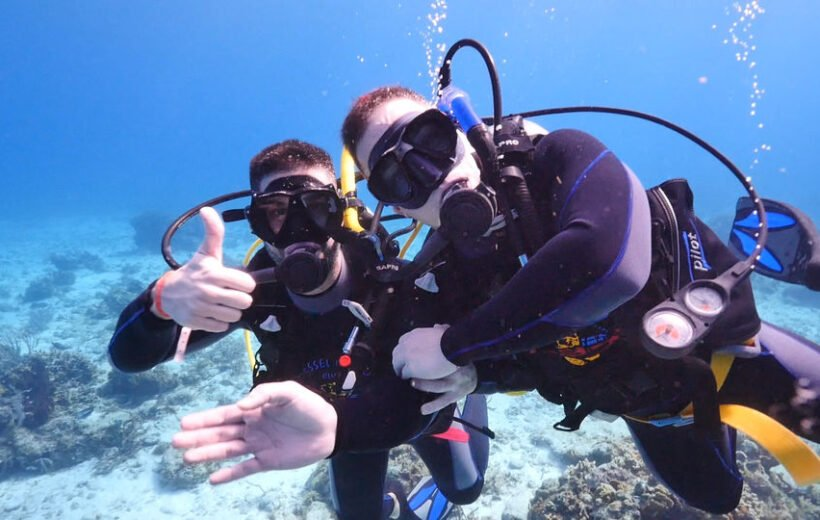 Hurghada: Diving Tour With Lunch & Two Dive Sites