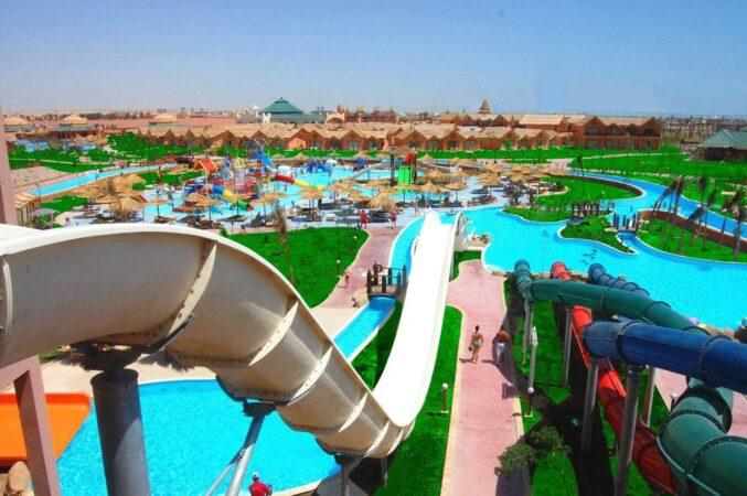 activities in Hurghada Jungle aqua park