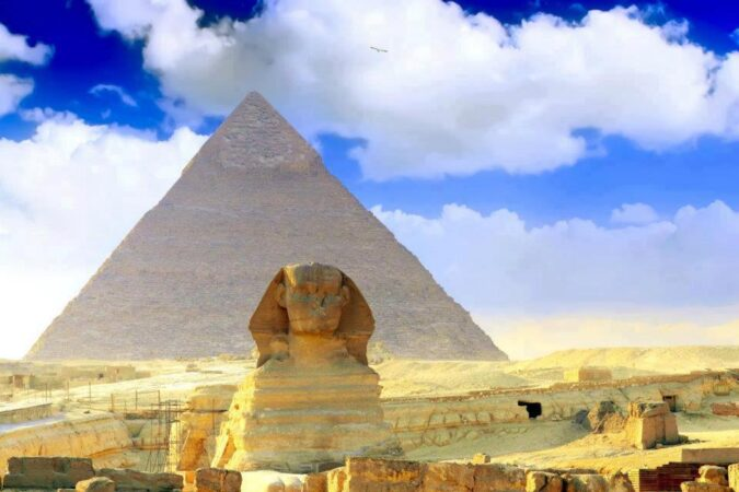 Trip to Cairo and Luxor by Plane