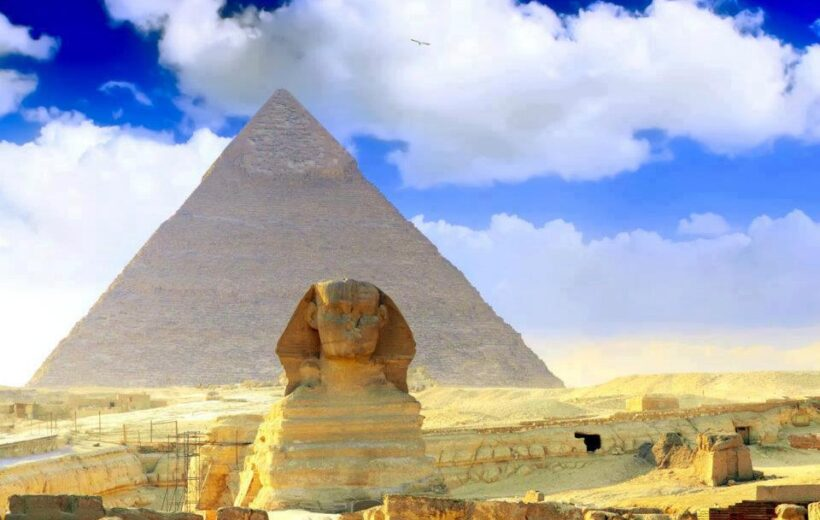 2 Days Trip to Cairo and Luxor From Hurghada by Plane