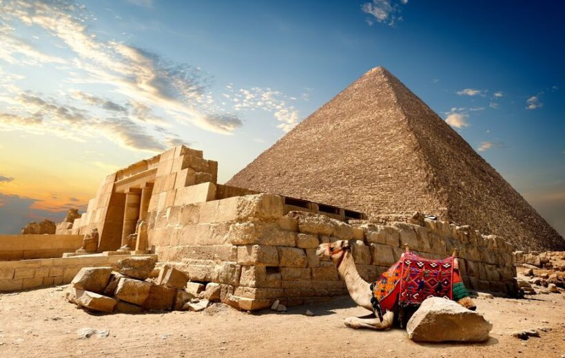 El Gouna: Trip To Cairo and Giza by Bus
