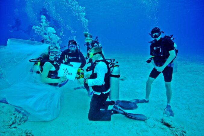 Diving tour in hurghada