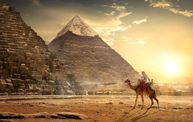 FROM MARSA ALAM: FULL-DAY TOUR OF CAIRO WITH FLIGHTS