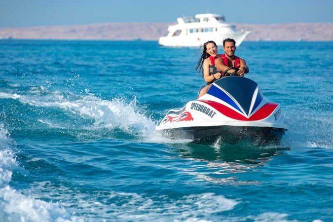 Jet Ski in Hurghada Watersports in Hurghada