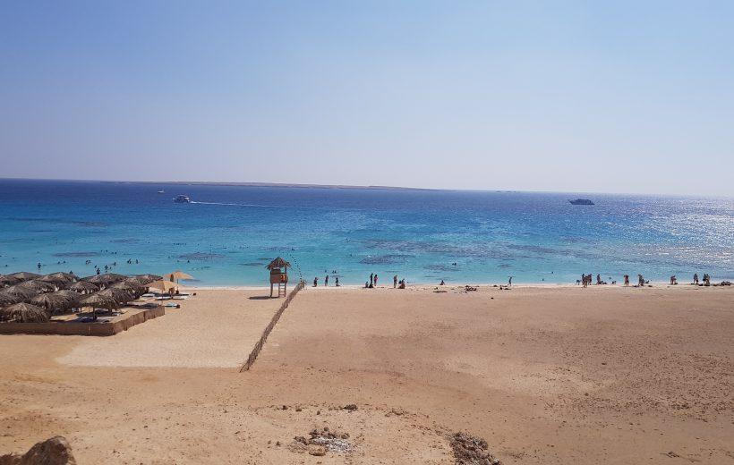 El Gouna: Giftun Island Snorkeling Trip with Lunch