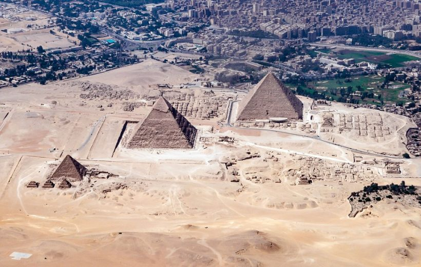 Marsa Alam: Cairo & Giza Highlights Guided Day Tour