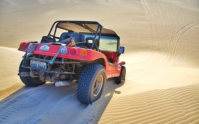 Marsa Alam: 3-Hour Morning or Sunset Desert Safari By Quad Buggy