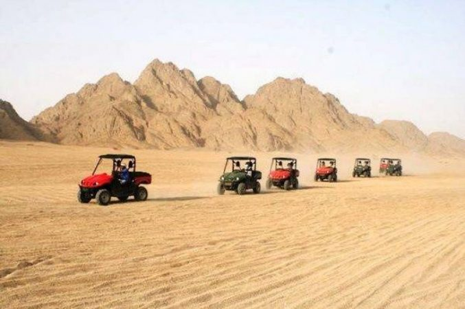 Buggy In Marsa alam