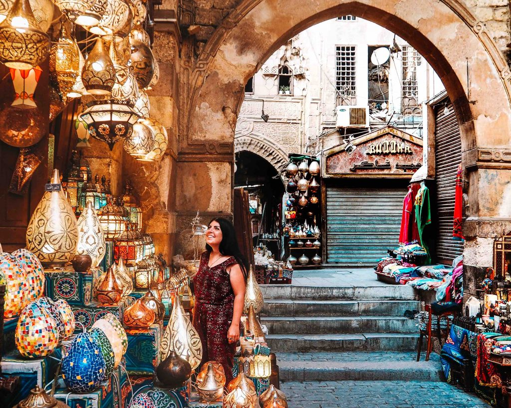 Khan EL Khalili Cairo and Aswan Tour Package
