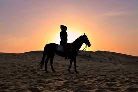 Marsa alam Horse ride