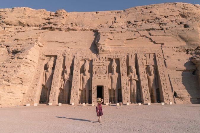 Aswan Abu simbel