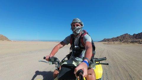 Quad Bike in Marsa alam