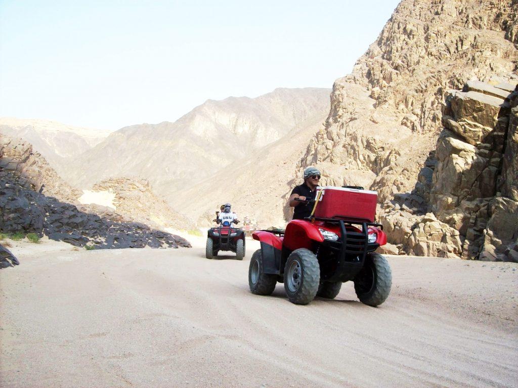 Sharm El Shaikh Quad dahab