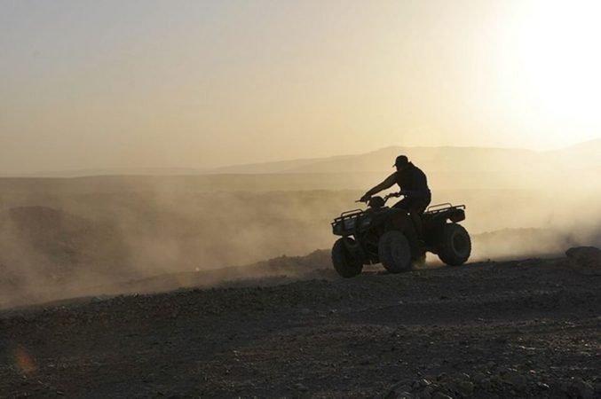 Quad in Marsa alam