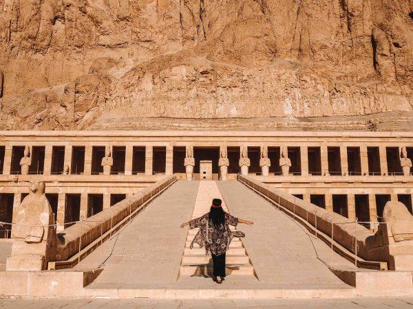Mortuary Temple of Hatshepsut Luxor