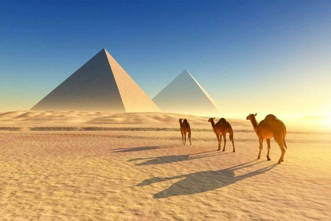 Cairo from El Gouna