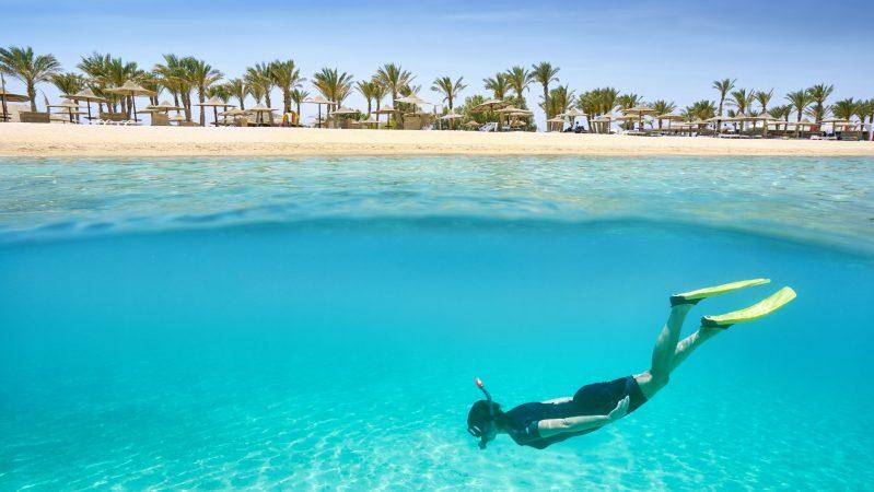 Snorkeling in Marsa Alam