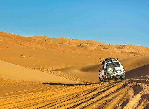 Desert Safari In Hurghada