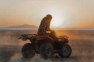 Sharm El Shaikh Quad Bike tour with Bedouin village and camel ride