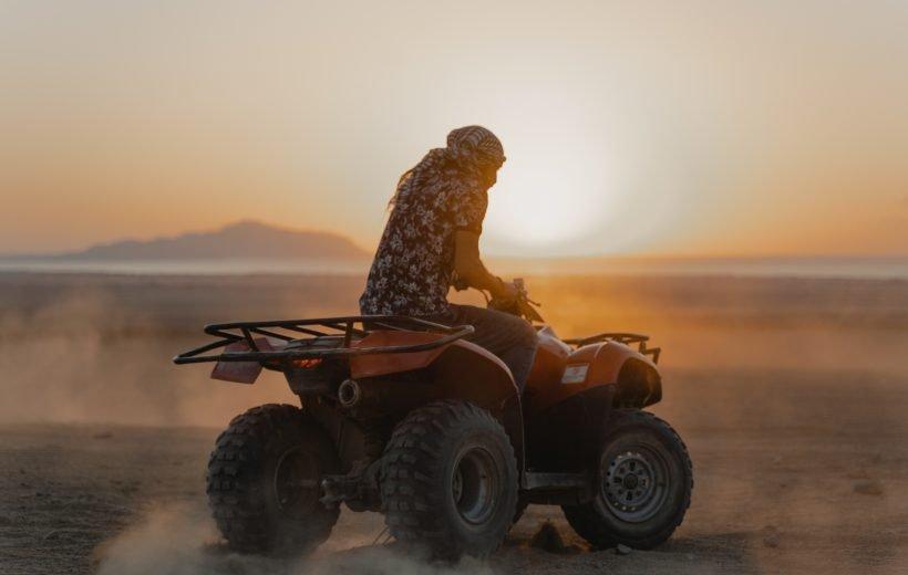 Sharm El Sheikh Quad Bike Tour with Bedouin Village and Camel Ride