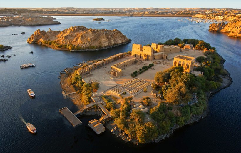 From Cairo: Days 1 Night Travel Package To Aswan & Luxor