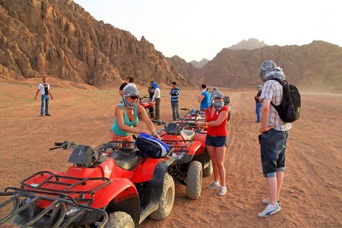 Hurghada Desert safari tour